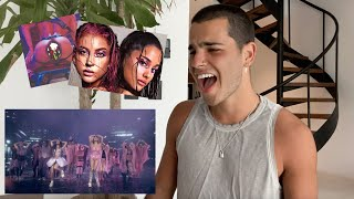 RAIN ON ME REACTION | Lady Gaga & Ariana Grande Music Video