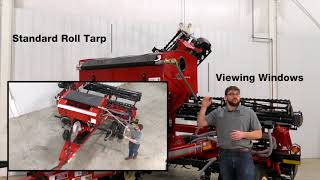 Rolling Harrow Cover Crop Seeder A Closer Look