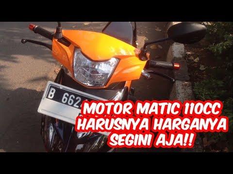 TVS Dazz 110cc - Harga Motor Matic 110cc Harusnya Segini! [Ep #1]