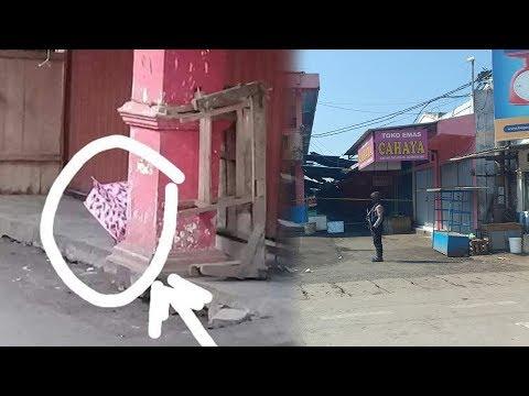 Pedagang Pasar Cilacap Temukan Tas yang Diduga Berisi Bom, Dengar Suara Seperti Detikan Jam