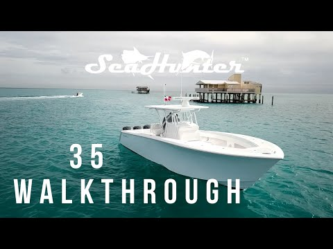 Sea Hunter 35 Tournamentvideo