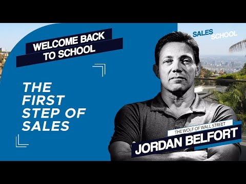 The First and Most Important Step in Sales   Free Sales Training Program   Sales School