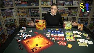 Genre im Fokus 16 - Vier 2-Personen Spiele im Vergleich - Spiel doch mal