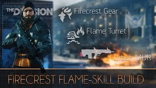 The Division™ 1.6.1 - Firecrest Skill Build (Complete Guide)