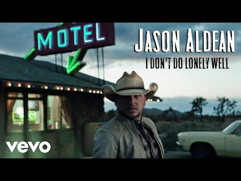 Jason Aldean - I Don't Do Lonely Well (Audio)