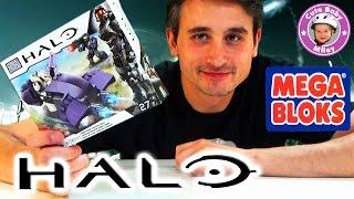 Mega Bloks Halo Spielset 97213 Vorstellung und Zusammenbau - Kinderkanal