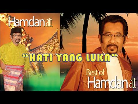 Hamdan ATT - Hati Yang Luka (Karaoke)