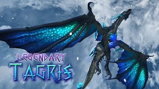 Taming TAGRIS!!! Riders of Icarus