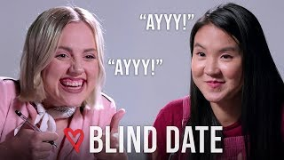 We're So Down For Their Candid Talk About Asexuality   Tell My Story, Blind Date