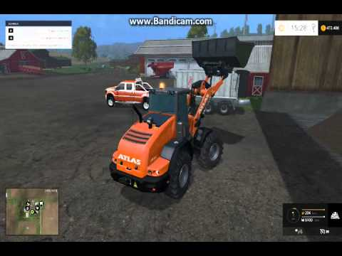 How Do I Load Woodchips At My Farm? :: Farming Simulator 15