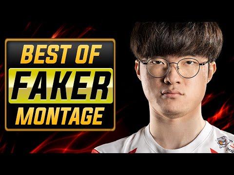 "Faker ""The Escape Artist"" Montage | Best of Faker 2019"