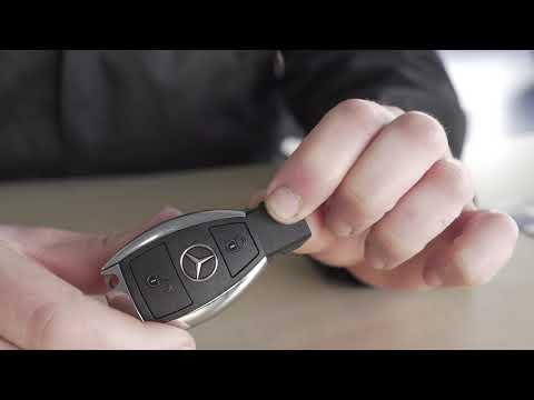 Como cambiar las Pilas a los mandos del Mercedes Benz