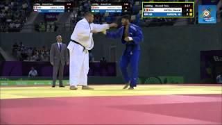 Or Sasson vs Daniel Natea European games Baku 2015