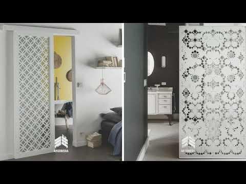 sliding door & gate idea | desain pintu geser & gerbang | pintu & gerbang laser metal | by argonesia