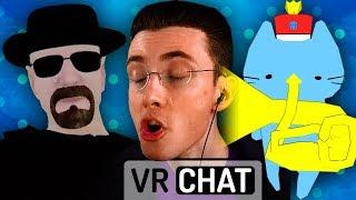 JesusAVGN В VR Chat