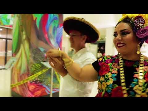 Homenaje a los compositores oaxaqueños, presentaciòn de Oaxaca folclorico de Oaxaca de Carlos Solorzano