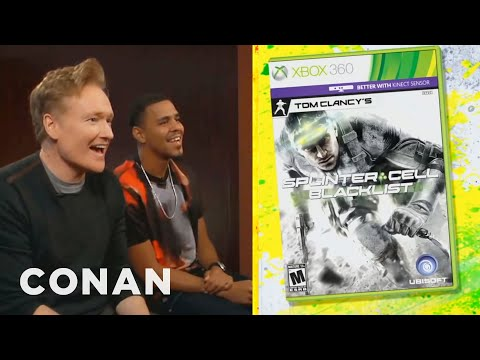Conan recenzuje hru Splinter Cell: Blacklist