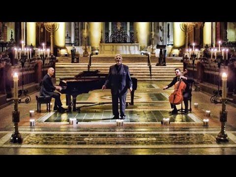 Tichá noc - ThePianoGuys a Plácido Domingo