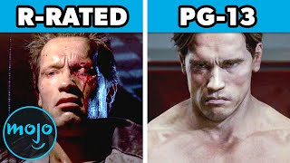 Top 10 R-Rated Movie Franchises That Went PG-13