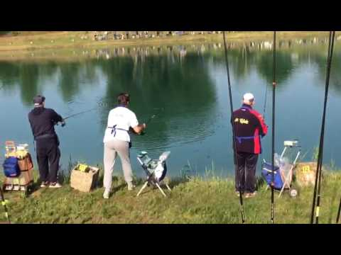Video che pesca in Alushta