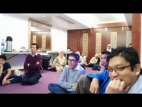 Islamic Circle @Msia Hall. Ibrah kehidupan Rasulullah Uswatun Hasanah