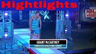 Video Grant McCartney Stunt Reel HD 1080p