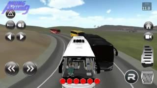 IDBS Bus Simulator - Simulasi Bus Indonesia - Bis Kramat Jati Full Telolet (Android Game)