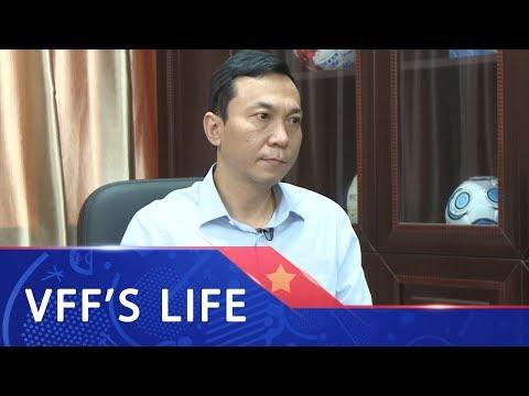 PCT Trần Quốc Tuấn LĐBĐ Việt Nam sẽ làm những điều tốt nhất để phục vụ cho các Đội tuyển