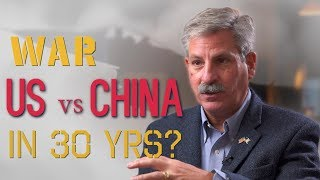 U.S. and China Will Likely Go to War In the Next 30 Years - James Fanell
