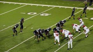 Muleshoe Mules vs. Levelland Lobos Football September 1, 2107