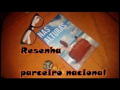Nas Alturas - Camila Gatti (parceira Nacional ) livro publicado pela Editora Empíreo.