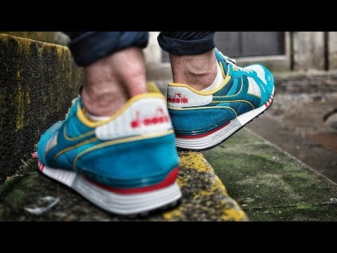 30 Days of Diadora / Day 27 / Poor Man's Hanon Transit II