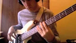 """D'Angelo - """"Sh*t, D*mn, Motherf*cker"""" (Bass Cover)"""
