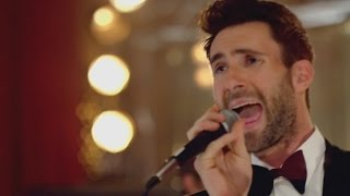 Wedding Crashers! Maroon 5 Surprises Brides and Grooms In 'Sugar' Video