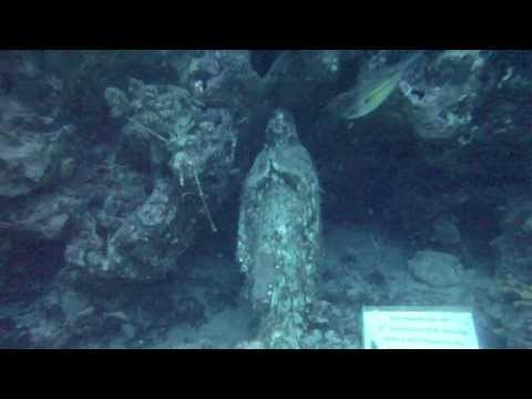 Diving Malta: Madonna Statue, Cirkewwa / Marfa Point / Sugar Loaf /Madonna Statue,Malta