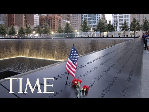 9/11 Memorial Ceremony In New York City On The 16th Anniversary At World Trade Center Site | TIME
