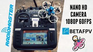 Radiomaster TX16S & Betafpv Nano HD Camera Micro Drone Indonesia ????????