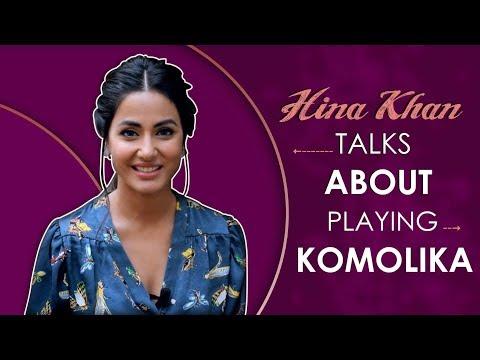 Hina Khan Gets Candid About Playing Komolika | Kas