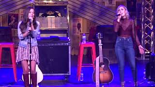 Maddie And Tae   Die From A Broken Heart