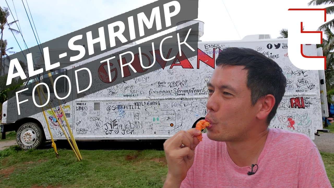 The Garlic Shrimp Truck That Has Taken Over Oahu's North Shore — Dining on a Dime thumbnail