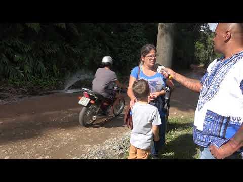 Moradora da Estrada Velha fala sobre o descaso da Estrada 070/230