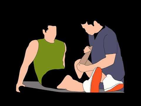 En la noche dolor en el brazo derecho en la articulación del hombro