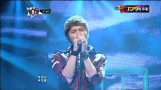 K.will_이러지마제발(Please don't by K.will@Mcountdown 2012.10.18)
