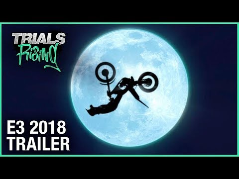 Annoucement trailer de Trials Rising