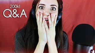 Gibi ASMR Q&A Video ((200k Thank You!!!))