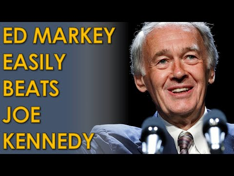 Ed Markey scores MASSIVE win over Joe Kennedy III in Massachusetts Democratic Senate Primary