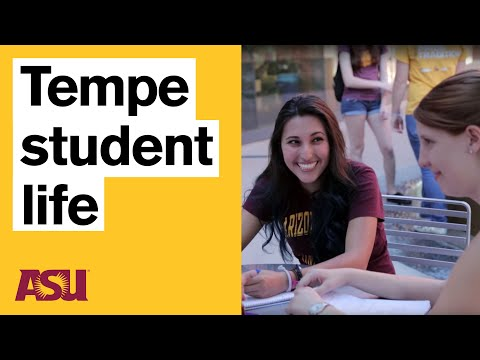 Arizona State University-Tempe - video