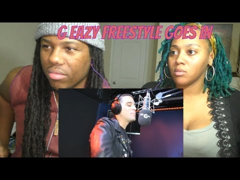 G-Eazy - Fire in the Booth[Reaction]