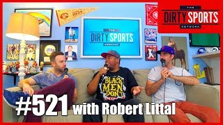 EPISODE 521 with ROBERT LITTAL from BLACK SPORTS ONLINE