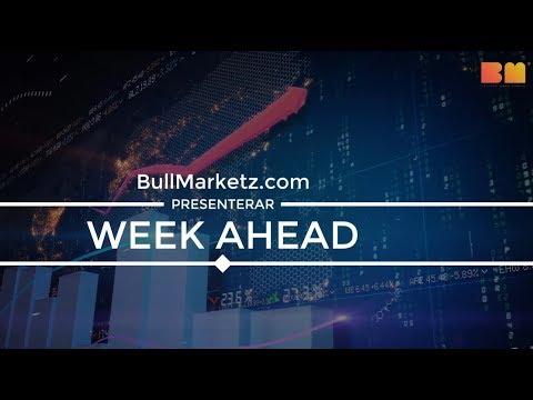 Week Ahead – Vecka 42